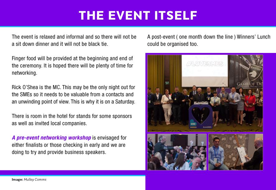 SME sponsors pack web booklet event