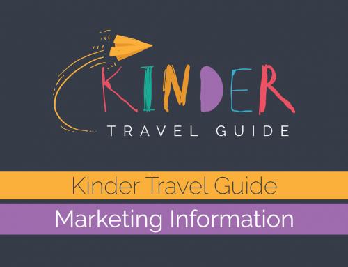 Kinder Travel Guide web booklet